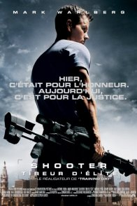 Affiche du film : Shooter, Tireur d'élite