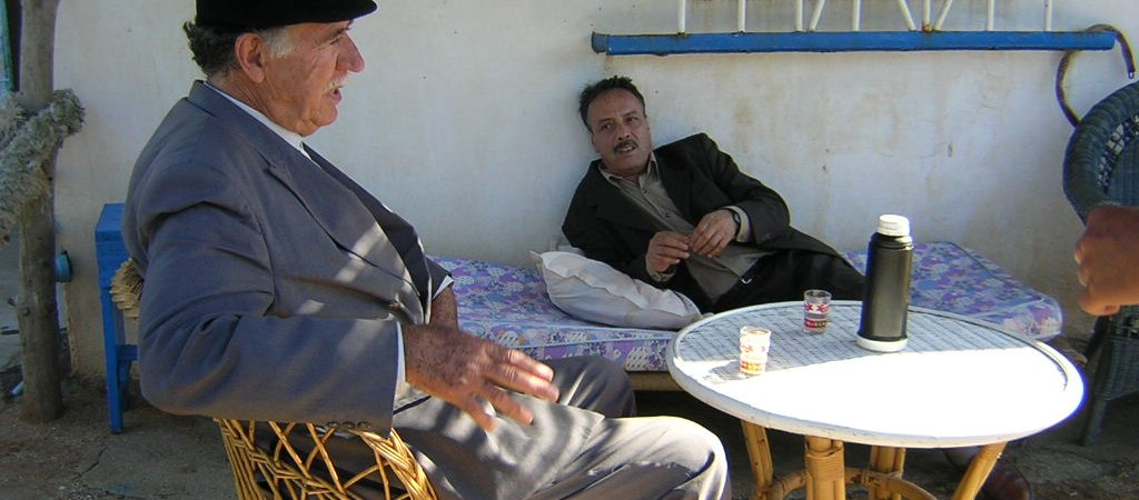Photo dernier film Azzedine Bouraghda