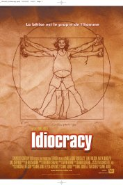 background picture for movie Idiocracy