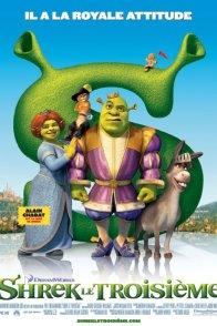 Affiche du film : Shrek le troisième