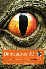 background picture for movie Dinosaures 3d