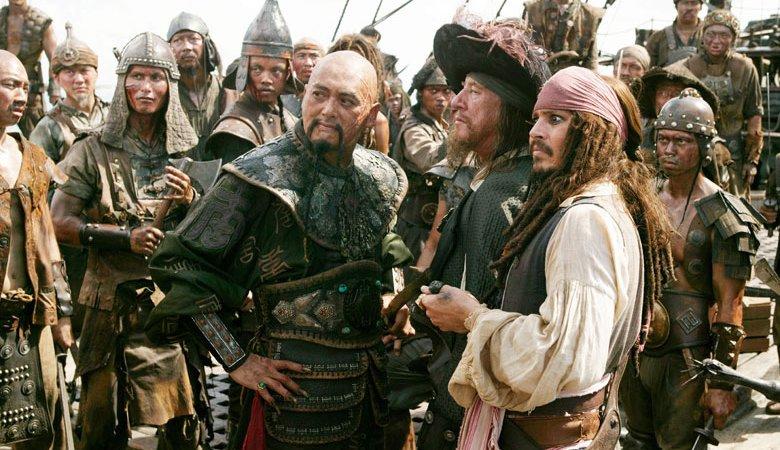 Photo du film : Pirates des caraïbes : Jusqu'au bout du monde