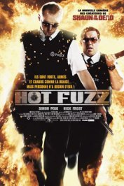 background picture for movie Hot fuzz