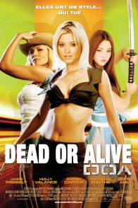 Affiche du film : Dead or Alive