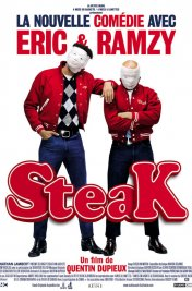 Affiche du film Steak