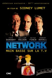 background picture for movie Network, main basse sur la télévision