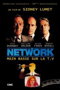 Affiche du film : Network, main basse sur la télévision