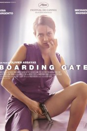 background picture for movie Boarding gate