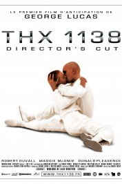 background picture for movie THX 1138