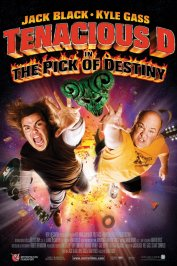 background picture for movie Tenacious D in : The pick of destiny