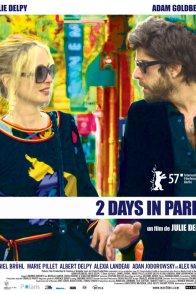 Affiche du film : 2 Days in Paris