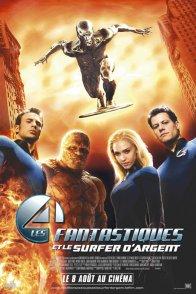 Affiche du film : Les 4 fantastiques et le surfer d'argent