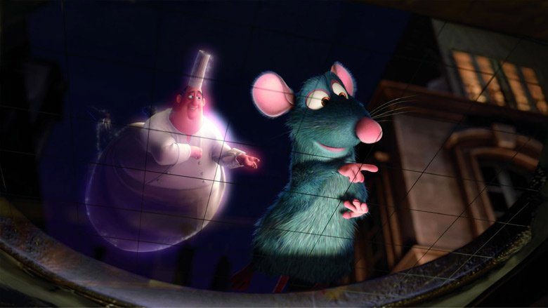 Photo du film : Ratatouille