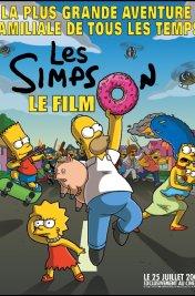 Affiche du film : Les Simpson, le film