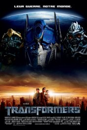 background picture for movie Transformers