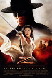 background picture for movie La légende de Zorro