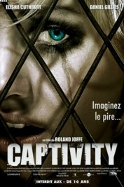 background picture for movie Captivity