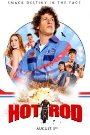 background picture for movie Hot rod