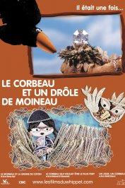 background picture for movie Le Corbeau et un drôle de moineau