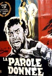 background picture for movie La parole donnée