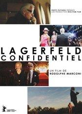 Affiche du film : Lagerfeld confidentiel