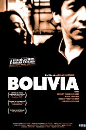 background picture for movie Bolivia