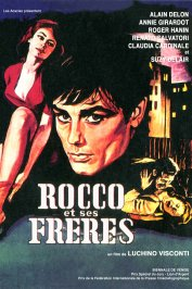 background picture for movie Rocco et ses freres