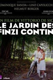 background picture for movie Le jardin des finzi contini