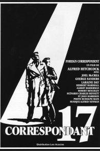 Affiche du film : Correspondant 17