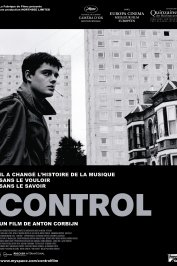 background picture for movie Control