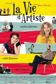 Affiche du film : La vie d'artiste