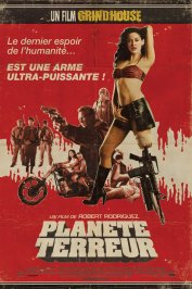 background picture for movie Planete terreur
