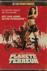 Affiche du film : Planete terreur