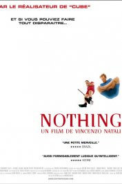 background picture for movie Nothing