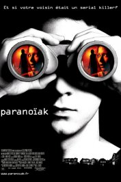 background picture for movie Paranoiak