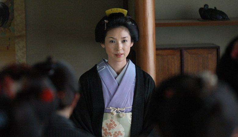 Photo dernier film Hitomi Kuroki