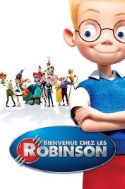 background picture for movie Bienvenue chez les Robinson