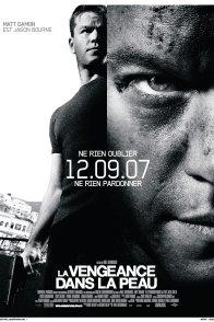 Affiche du film : La Vengeance dans la peau