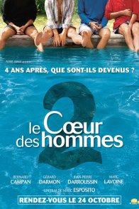 Affiche du film : Le coeur des hommes 2