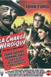 background picture for movie La charge heroique