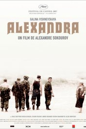 background picture for movie Alexandra