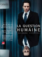 background picture for movie La Question humaine