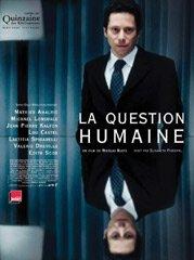 Affiche du film : La Question humaine