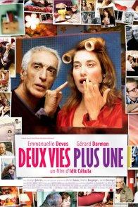 Affiche du film : Deux vies plus une