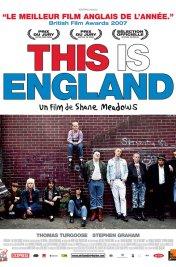 Affiche du film : This is england