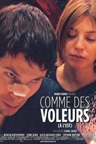Affiche du film : Comme des voleurs (à l'est)
