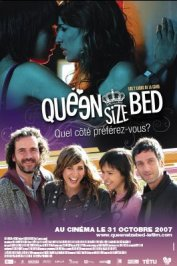 background picture for movie Queen size bed