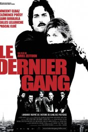 background picture for movie Le dernier gang
