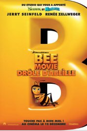 background picture for movie Bee movie, drôle d'abeille