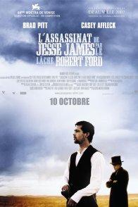 Affiche du film : L'assassinat de Jesse James par le lâche Robert Ford